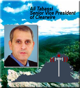 Ali Tabassi Virginia Wireless