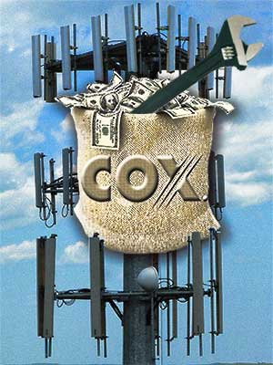 Cox invests in InSite Wireless