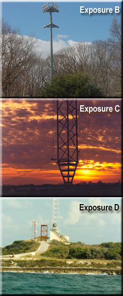 Tower Exposure Categories