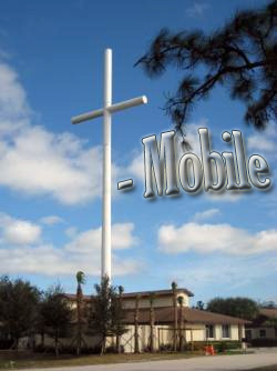 T Mobile Cross Cell Site